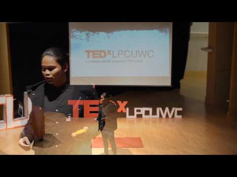"""Breaking the Cycle of Addiction"" | José Mari Bayuga | TEDxLPCUWC"