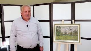 Обзор коллекционной живописи. Картины Матвея Когана-Шаца.