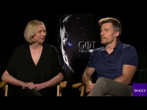 Gwendoline Christie and Nikolaj Coster-Waldau on Shipping - Season 7 Promo