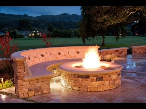 Superb Backyard Fire Pit