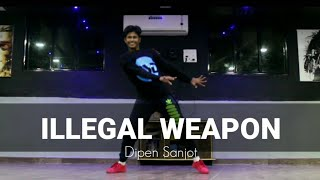 Illegal Weapon | Dance Choreography By Rahul Sir | Punjabi Songs | Dipen Sanjot |