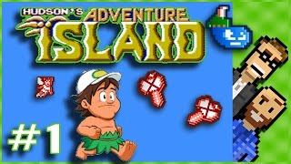 Let's Play Adventure Island [Part 1] | Hudson's Adventure Island gameplay on the NES (Ep 1)