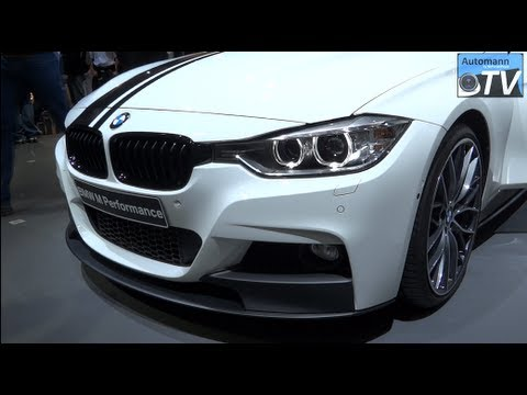 bmw 335i f30 m performance parts in detail 1080p full. Black Bedroom Furniture Sets. Home Design Ideas