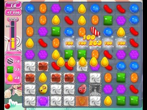 Candy Crush Saga Level 345