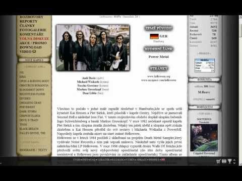 HELLOWEEN - Hard Music Base webzine