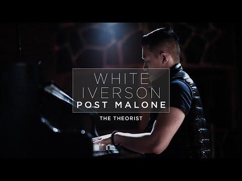 post-malone-white-iverson-the-theorist-piano-cover