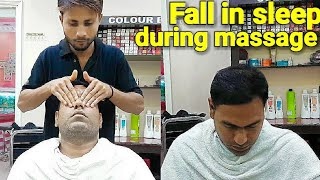 Relaxing Forehead and eye massage by ANIL ASMR videos.