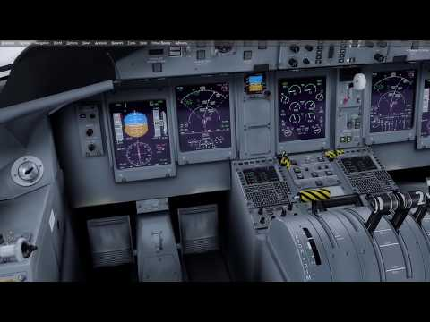 Prepar3d v4 Majestic Dash-8 Q400 KSEA to KPDX and PRO ATC X