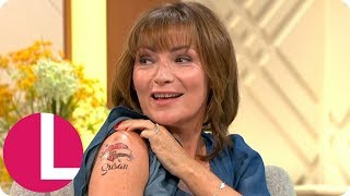 Strictly's Susan Calman and Lorraine Show Off Their Surprise Tattoos | Lorraine