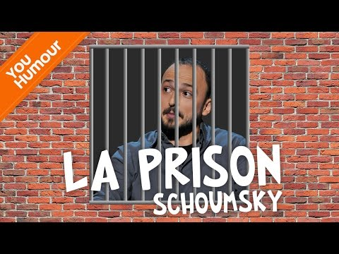 ANTOINE SCHOUMSKY - La prison