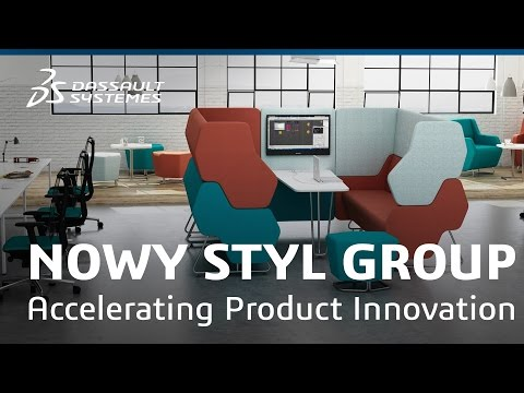 Nowy Styl Group - Accelerating Product Innovation - Dassault Systèmes