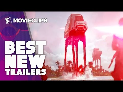 Best New Movie Trailers - May 2016 HD