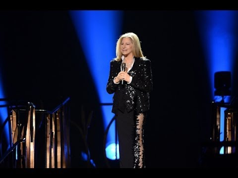 "Barbra Streisand "" The Way We Were "" ( Memories ) - Live in London June 2013"