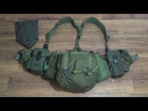 ALICE LBE Gear Overview