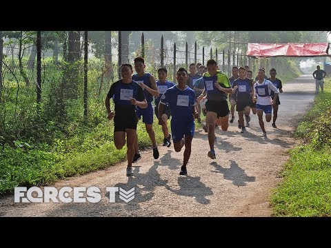 Will These Men Make It Into The Gurkhas? | Forces TV