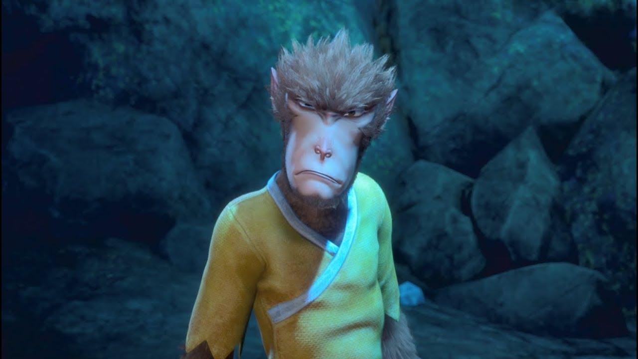PS4『西遊記之大聖歸來』預告片