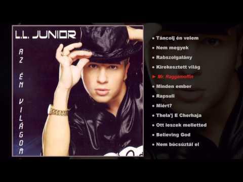 L.L. Junior - Az én Világom (teljes Album)