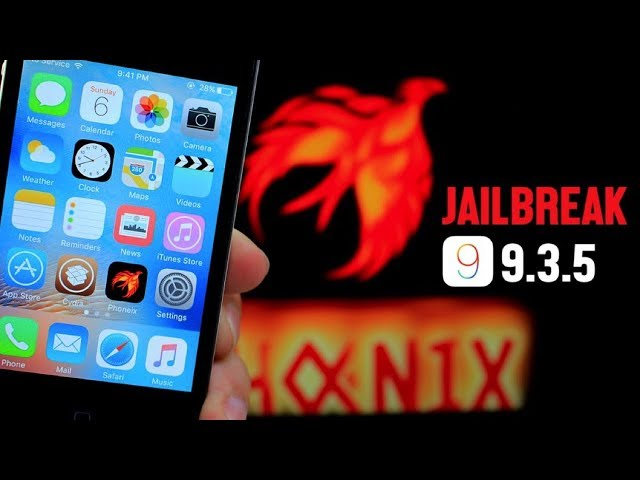JAILBREAK IOS 9.3.5!!! 32 bits devices only