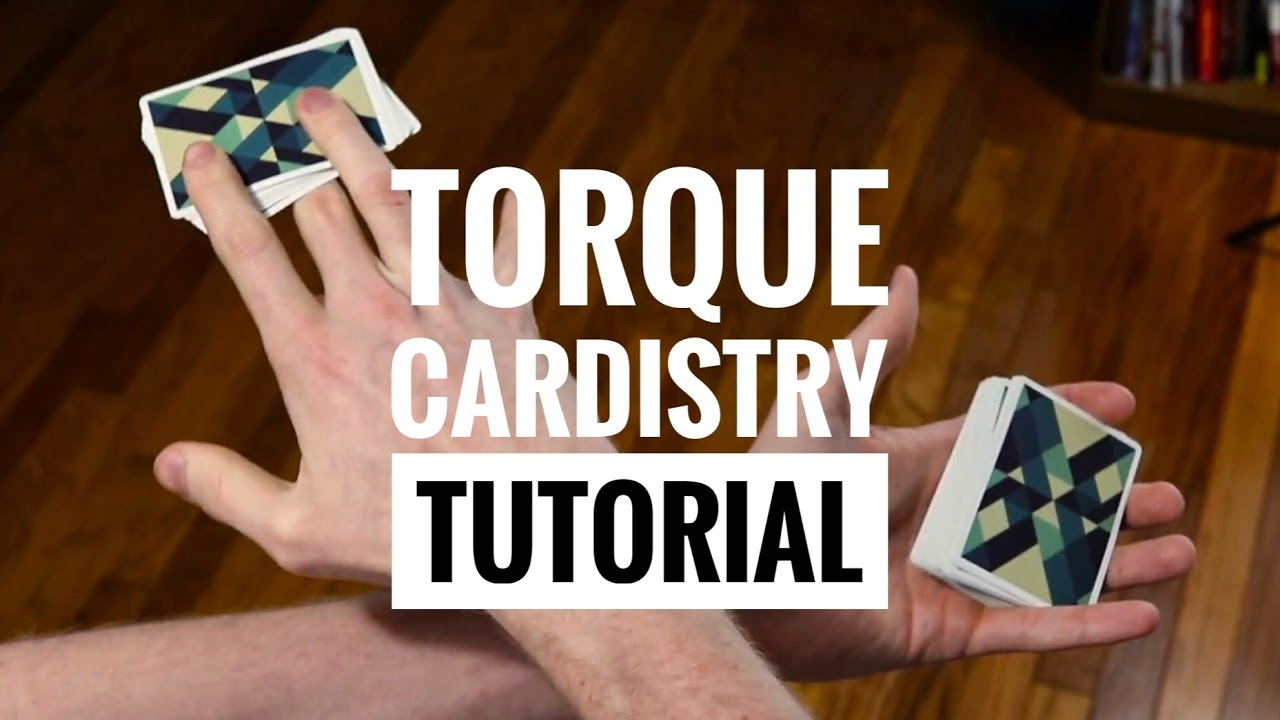 Cardistry tutorial awesome aerial card throw youtube reheart Image collections