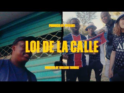 Youtube: Loi de la calle – Lacrim, Alonzo, Mister You, JuL, Niro, Kofs, Le Rat Luciano, DA Uzi  // Clip //