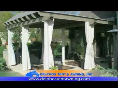 Delphos Tent & Awning, Inc. Spring Time is Near! - YouTube