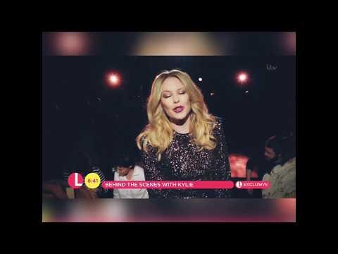 Kylie Minogue - Dancing  (Behind the Scenes)