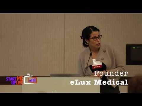 Startup Pitch - eLux Medical: Adah Almutairi