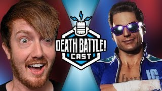 Cage VS Falcon Sneak Peek | DEATH BATTLE Cast #133