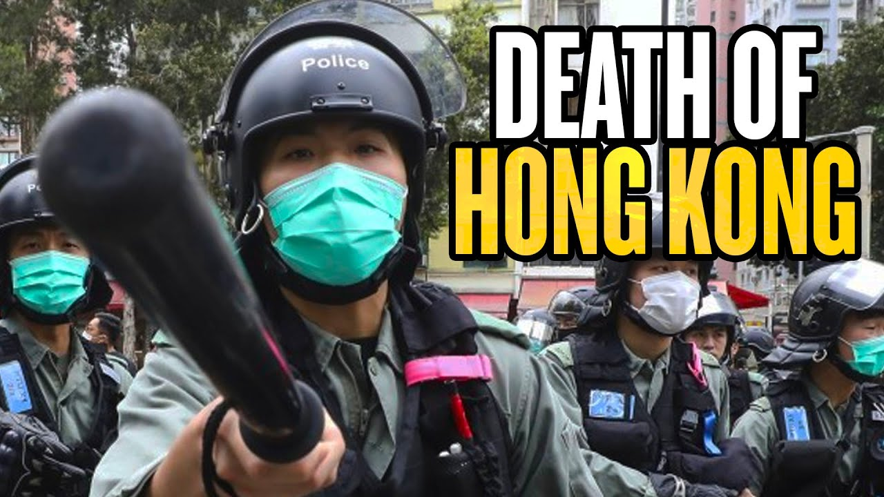Did China Just Kill Hong Kong?