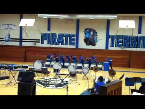 Wheatland Union High School Drumline 2011-2012