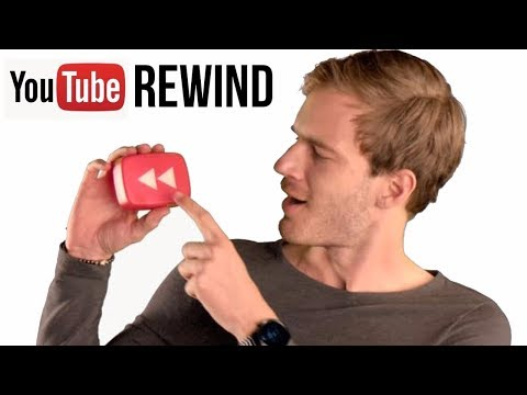 Why PewDiePie is not in YouTube Rewind 2017