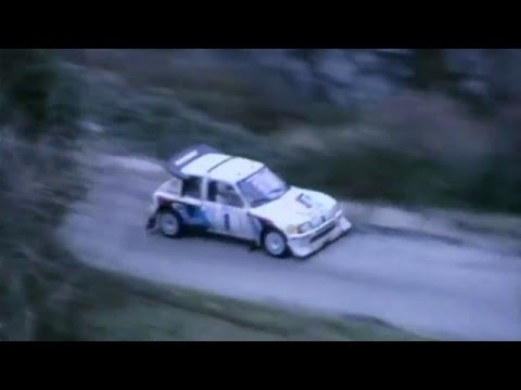 "Group B Peugeot 205 T16 E2 ""The Sound"""