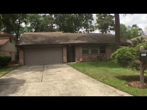 Houston Rental Houses: Humble House 3BR/2BA By Property Management in Houston