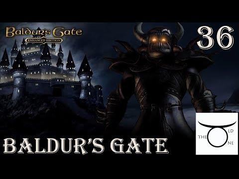 Let's play Baldur's Gate I: Enhanced Edition - Episode 36 - Ulcaster Ruins