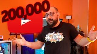 Разходка из моята гейминг стая - 200K Special