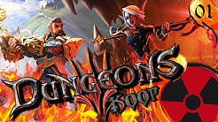 Dungeons 3 | Koop - #01: Angespielt ☢ [Lets Play - Deutsch]