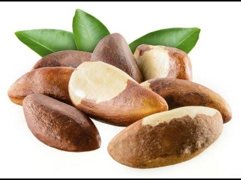Бразильский орех фото -