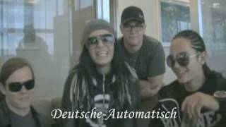 Tokio Hotel Automatisch & Automatic (W/ Download Links) (High Quality) (New Humanoid Album)