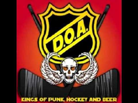 D.O.A. - Cocktail Time In Hell