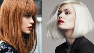 Стрижки на Средние Волосы Женские Прически Фото