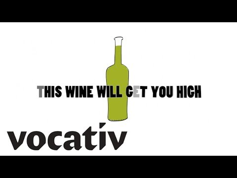 wine article Marijuana Wine From Rebel Coast Winery Is Ready To Drink And Costs 69