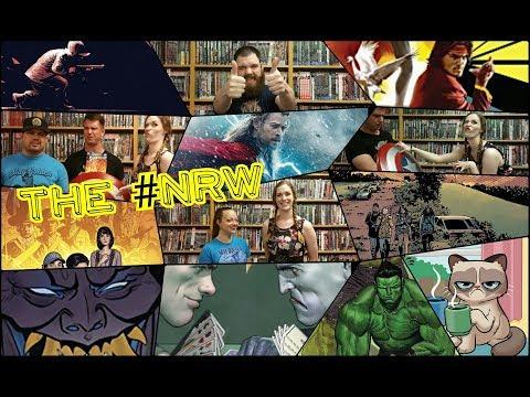 THE #NRW! Rick & Morty! Game of Thrones! #MakeMineMilkshake! Comics! #popculture @TheNRW