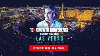 10X Growth Conference Ticket Upgrade WINNER!
