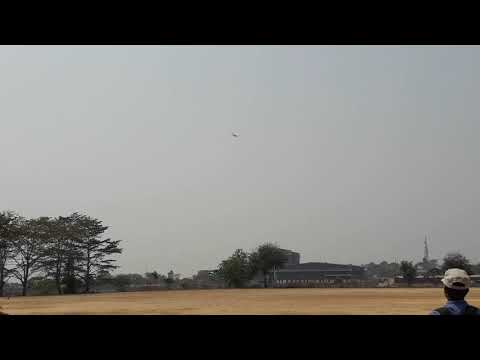 Ojass 18 aircraft event best timing in air..made with dieron and ane motor