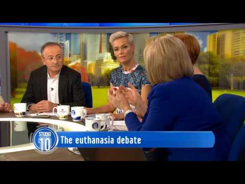 The Euthanasia Debate | Studio 10