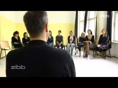 Aufnahmeprüfung an der berliner schule für schauspiel