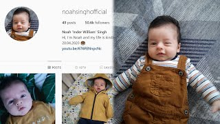 Showing Our Son Where We First Met / Fell In Love | Noah Is More Famous Than His Daddy