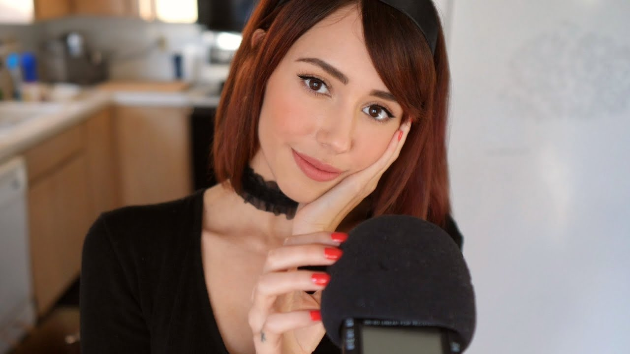 Actriz Porno Damaris Xxx asmr - sensitive scratching on tascam mic (personal