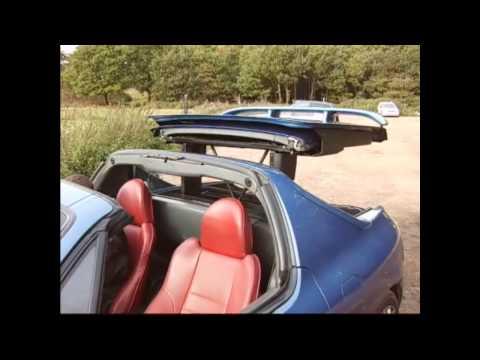 Honda CRX (Del Sol) Transtop Roof