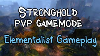 Guild Wars 2 ► Stronghold Double Dagger Elementalist Gameplay
